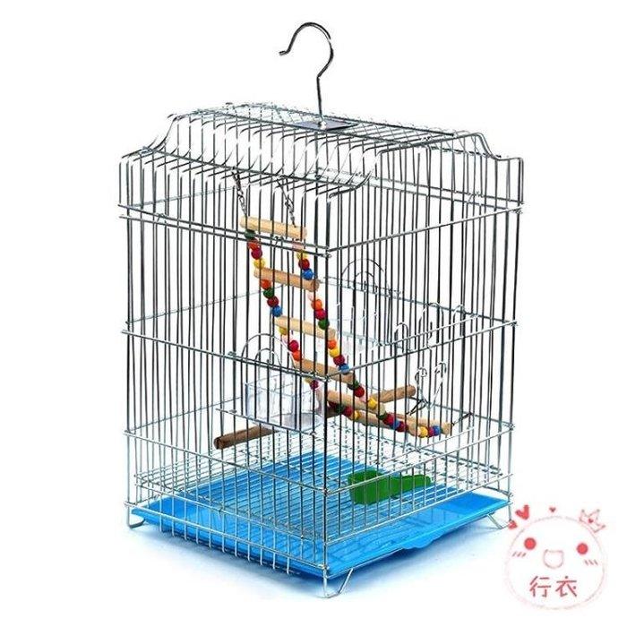 (全場免運)鳥籠鸚鵡鳥籠大號不銹籠子虎皮八哥鷯哥玄鳳牡丹鴿子鸚鵡養殖籠子~『八佰伴居家館』