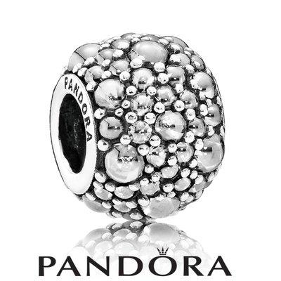 金永珍珠寶鐘錶* 2016最新春款 PANDORA 潘朵拉 原廠真品 立體白鑽*