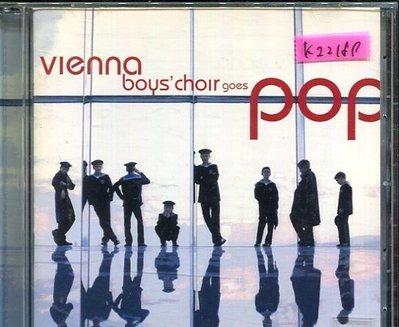 *真音樂*VIENNA BOYS' CHOIR / POP 二手 K22189
