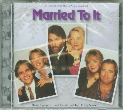 """""""Married to It""""- Henry Mancini(43),全新美版,Limited"""