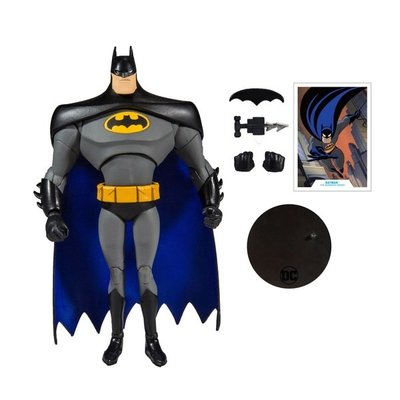 全新 Mcfarlane Toys 麥法蘭 DC Multiverse Animated Batman