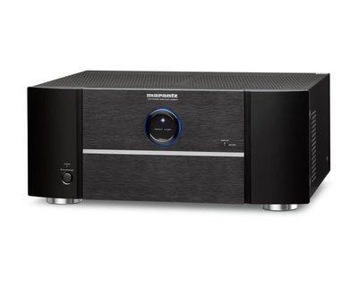 【興如】MARANTZ MM8077 多聲道後級 來店優惠 另售AV8801多聲道前級 NA11多媒體播放器 RX101