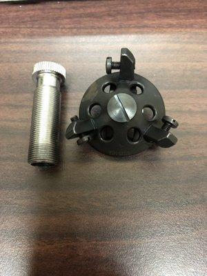 全新 YS 154628 工業用 縫紉機 壓腳快速轉盤 精品 台灣製造 JUKI不能用