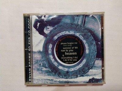 【鳳姐嚴選二手唱片】Bryan Adams 布萊恩亞當斯 / SO FAR SO GOOD (些微刮傷)