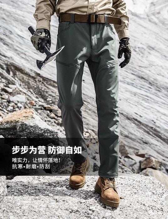 【angel 精品館 】 鷹爪行動 - 防禦者全新戰術軟殼褲 - 單色販售 S~XXXL