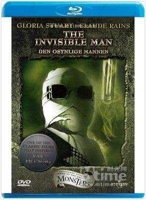 【藍光電影】隱形人 / The Invisible Man (1933)