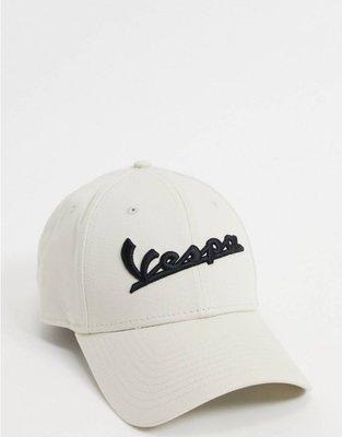 【KA】New Era Vespa Cap White 老帽 復古 彎帽 米白色 現貨
