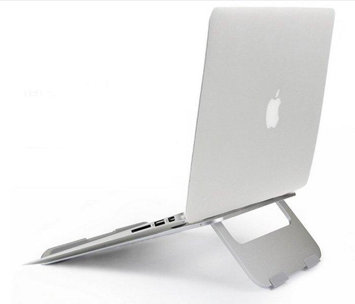 Laptop Stand,筆電座,空氣力學散熱座,平板座,平板展示架,金屬鋁合金筆電摺疊支架
