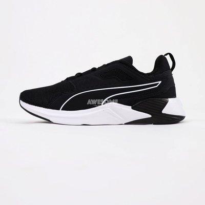 [歐鉉]PUMA DISPERSE XT WN'S 黑色 慢跑鞋 運動鞋 女鞋 193744-01