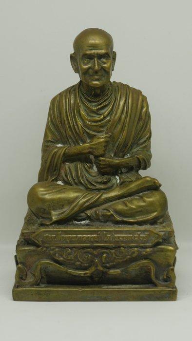 (希瓦利佛牌殿) 2401 阿占多自身像 瓦拉康 供奉型 銅 12.7x7.7x6.3cm