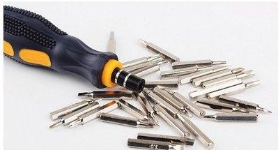 【五星磁性 純鋼打造】拆機 手機 小工具? 31合一 多功能組合 螺絲刀套裝 螺絲批 起子 手動 維修工具