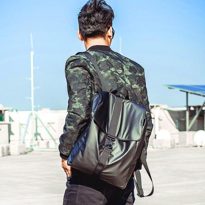 爆款-男包韓版防水潮包學生書包學院風輕便尼龍牛津布男士背包雙肩包男-禧禧雜貨店