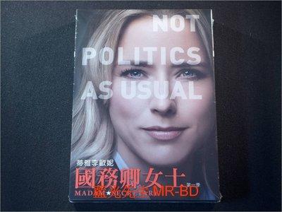 [DVD] - 國務卿女士 第一季 Madam Secretary Season 1 六碟精裝版 ( 得利公司貨 )