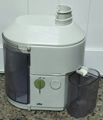 德國百靈 BRAUN MP80 果菜榨汁機.....西班牙製造(1)