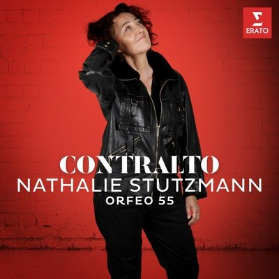 巴洛克女低音 Contralto / 娜妲莉史都茲曼 Nathalie Stutzmann---9029520955