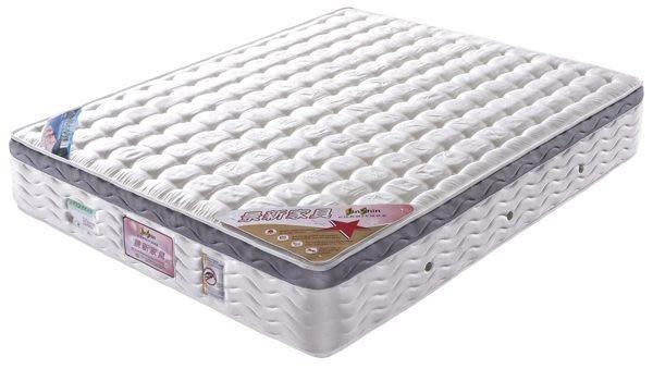 【DH】商品貨號508商品名稱《環保》5尺雙人獨立筒天然水冷膠床墊。備有3.5尺/6尺。6尺X7尺。主要地區免運費