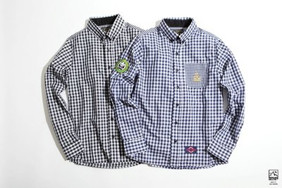 SQUAD  A/W Care for Wildlife And Nature - Panda Shirt襯衫