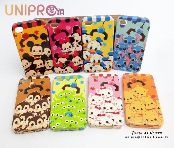 【UNIPRO】iPhone 4 4S  迪士尼卡通手機殼 TPU 軟殼 手機殼 保護套 米奇