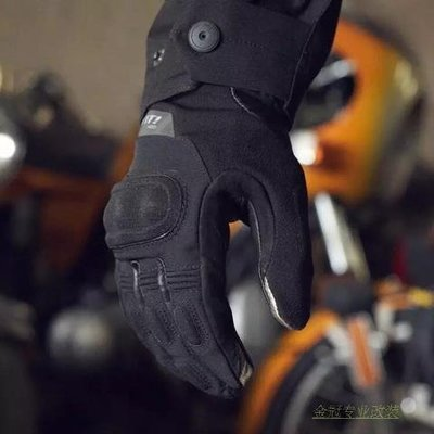 驢友之家高品質 原單荷蘭U牌 H2O冬季防寒防風防水摩托車賽車抓絨保暖手套可觸屏