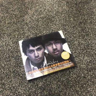 【全新】chemistry second to none 化學超男子 CD