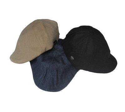 【 PUNX 】PUNX 20AW SPLICE LOGO PEAKED CAP厚磅雙層面料鴨舌帽/小偷帽/打鳥帽/扁帽