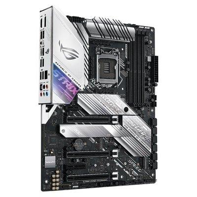電腦配件 Asus/華碩 STRIX Z490-A GAMING吹雪 i7 10700 10900K主板CPU套裝解憂大鋪子