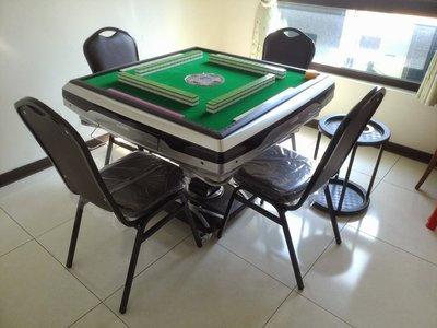 和新電動麻將桌『全套送四張椅子兩張茶几麻將燈一組』連鎖品牌 專業服務《全套系列》原價32.800特價優惠23800元