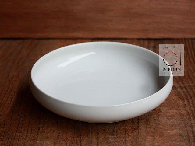 +佐和陶瓷餐具批發+【XL071213-14白強化6吋水皿-日本製】日本製 水皿 圓盤 家用盤 餐廳用盤 招待皿