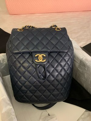 Chanel Bag backpack medium size handbag