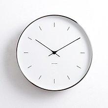 〖洋碼頭〗北歐掛鐘客廳現代簡約創意鐘錶輕奢裝飾藝術時尚家用時鐘極簡靜音 xtm194