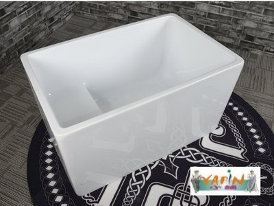 【yapin小舖】古典浴缸.獨立浴缸.壓克力浴缸.免施工浴缸.復古浴缸.座式浴缸.薄邊浴缸擺放即可用.