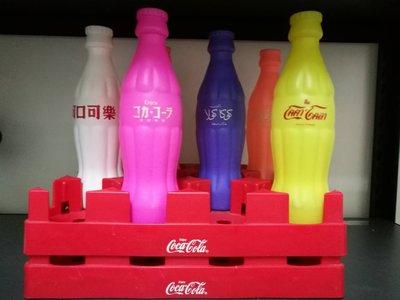 [小柳老物之家]早期可口可樂汽水瓶架(汽水瓶存錢筒已售出)