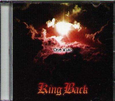 八八 - KING BACK - ONE WISH - 日版
