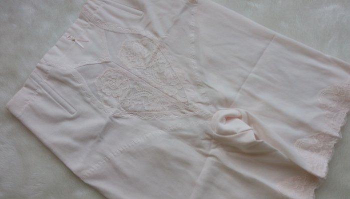 *JOLINNA~SHOP*111720日本製~珍珠粉色縮腹提臀束褲~XXL號~直購390元~