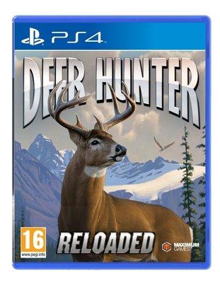全新未拆 PS4 雄鹿獵人:重裝上陣 狩獵 -英文版- Deer Hunter Reloaded