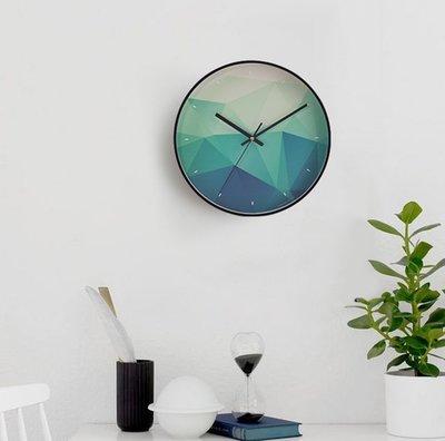 簡約藝術掛鐘-No.001($298包送貨)多款, 多色.檯鐘掛牆鐘立體clock裝飾家品