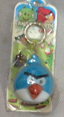 全新憤怒鳥藍鳥鑰匙圈