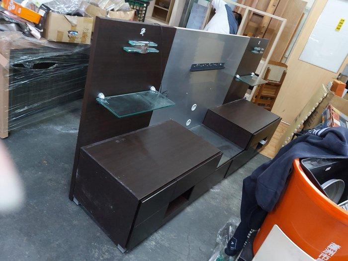 巨業搬運寄倉=更新二手倉庫 電視櫃 電視牆 收納櫃 置物櫃