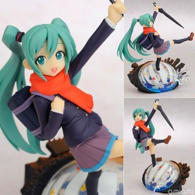 HOBBY STOCK Original Collection Traveling MOOD 初音未來 完成品