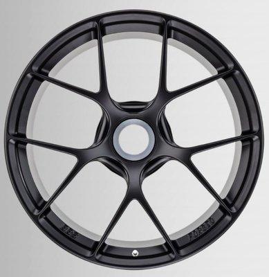 DIP 德國 BBS 鋁圈 FI-R 消光黑 CL 鍛造 輕量化 21吋 12.5J ET48 21x12.5J Porsche 991 GT3 RS 130