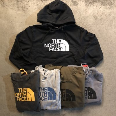 ☆LimeLight☆ The North Face Half Dome Hoodie Easy Logo 北臉 帽TE