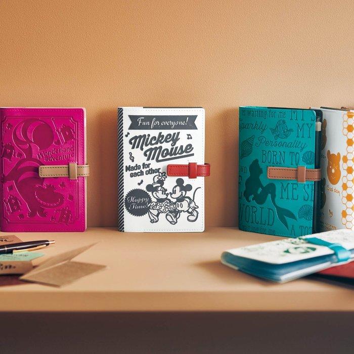 迪士尼Disney《預購》合成皮革 卡片包信用卡包 小物包~米奇米妮小木偶維尼愛麗兒奇奇蒂蒂唐老鴨妙妙貓~共8款~日本製