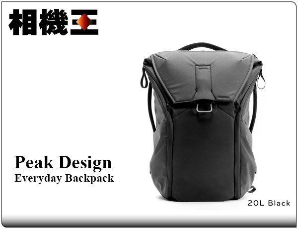 ☆相機王☆Peak Design Everyday Backpack 20L 魔術使者後背包 黑色 (4)