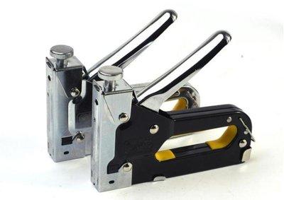 三合一釘槍【NT054】手動釘槍 門型射釘槍 打釘槍 U型釘搶器 廣告繃油畫1008F打釘射釘槍