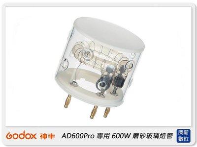 ☆閃新☆GODOX 神牛 AD600Pro專用 600W 磨砂玻璃燈管 (AD600ProFT,公司貨)