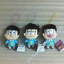 【景品一番 TOYS】(特價優惠) 日本 BANPRESTO 景品 MATSUNO BROTHERS 阿松 小松先生 毛公仔 掛飾 A (全3種)