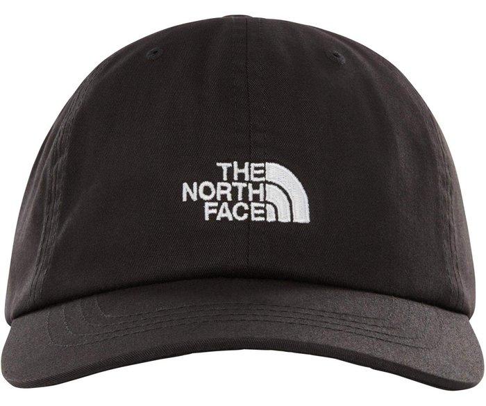 【IMPRESSION】The North Face Logo Cap 後扣可調 TNF 黑 白 北臉 老帽 現貨