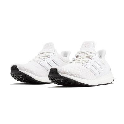 【Footwear Corner 鞋角 】Adidas Ultra Boost 4.0 White 輕量編織慢跑鞋
