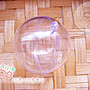 DIY材料區/10cm大圓球透明造型空殼每只特價30元/喜糖禮盒/婚禮小物/送客/會場佈置/扭蛋