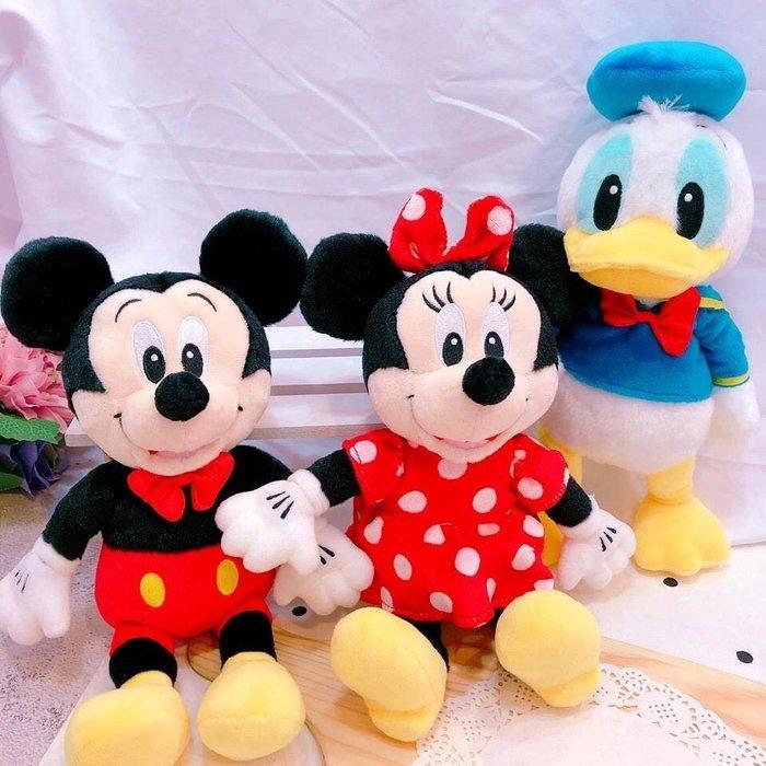 【傳說企業社】日本直送 正版授權 迪士尼登山扣環造型娃娃掛包 立體造型絨毛娃娃 米奇/米妮/唐老鴨